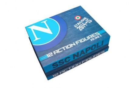 Scatola Action Figures Napoli